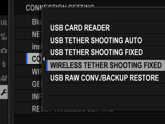 Wireless Connections (Bluetooth<sup>®</sup>, Wireless LAN/Wi-Fi)