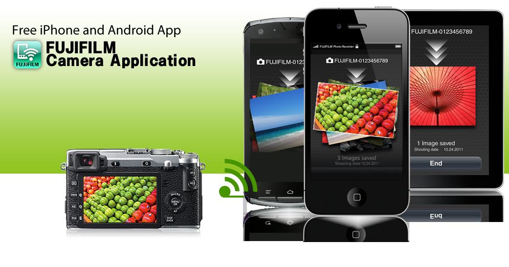 Free Iphone Android App Camera Application Fujifilm
