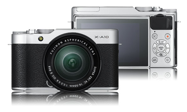 fujifilm x10 manual