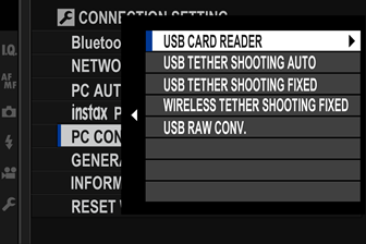Connecting to Computers via USB