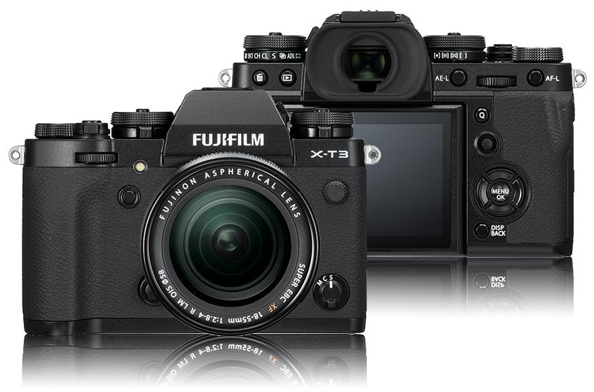 FUJIFILM X-T3 Owner's Manual